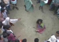 Village plays judge, beats up and strips woman