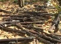 Naxals on the run; Centre sends more forces to Orissa