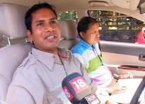 Mumbai plays host to Blind Man's Car Rally