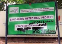 Bangalore metro faces stiff resistance from traders