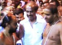 Rajnikanth eyeing politics? Biographer says so
