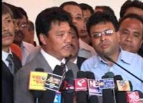 Ghising agrees to step down, requests 10 days time