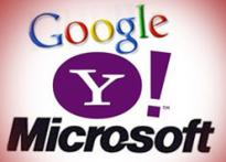 Google logs on to Yahoo fray to thwart MSN deal