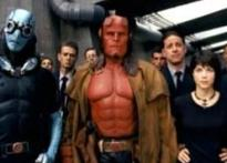 <i>Hellboy 2:</i> American hero saves the world yet again