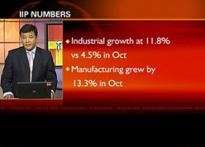 India's industrial growth shows signs of slowdown
