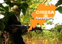 Naxals strike police posts in Orissa, 15 killed