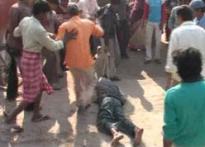 Mob stones murder accused in Bihar as cops look on