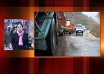 Jammu Highway blocked for 4th time in a year