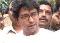 Raj says violence is legit, slams BJP leaders