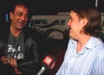 Sanjay Dutt's got the blues but he's not complaining