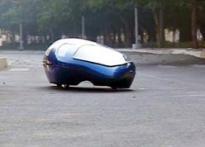 New 'green' car runs 170 km per litre