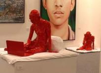 Indian art rules at International Dubai Art Fair