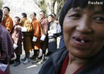 Bhutanese reject king's kin, elect commoner