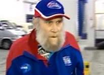 Meet 101-yr old beer-loving marathon runner