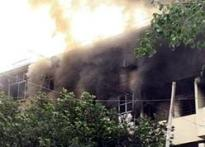 6 dead in industrial estate blaze in Mumbai