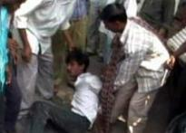 Mob rules again, thrashes thief in UP town
