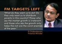 The Left is poor man's enemy No.1: Chidambaram
