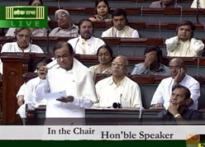 Debt waiver to be funded by taxes: Chidambaram