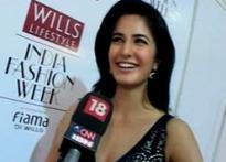 Katrina Kaif's 'oops' moment on the ramp