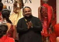 J J Valaya kickstarts Mumbai's Lakmé Fashion Week