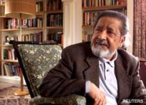 Naipaul admits his cruelty might have killed wife