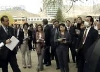 Foreign diplomats visit Lhasa after riot