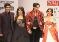 All the goss about Bollywood blitzkrieg at WIFW