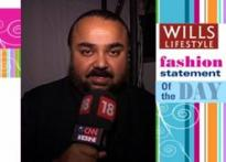 WIFW Fashion Statement: J J Valaya