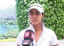 Women's golf growing by leaps and bounds in India