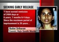 Nalini seeks early release from jail, appeals in HC