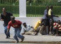 Haitians storm presidential palace, riot over price rise