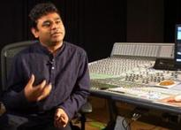 Rahman's latest soundtrack in making for 6 years