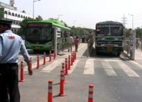 BRT to stay but expansion put on hold