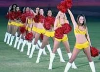 BJP leaders raise stink over IPL cheerleaders