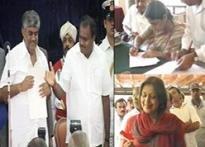 Gowdas vs girls: Cong plays superstition card