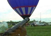 The great balloon rush hour race