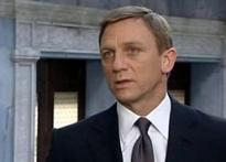 James Bond has just one sex scene in new film