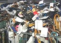 Tokyo grapples with overflowing lost & found items