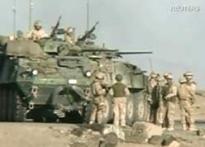 Training ground Kashmir for Afghan troops