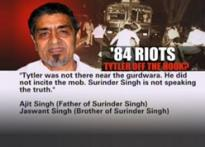 '84 riots witnesses backtrack, speak for Tytler