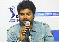Actor Vijay, Dhoni form mutual admiration society