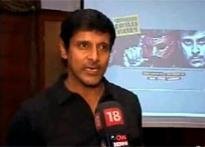 On birthday, actor Vikram pledges his eyes