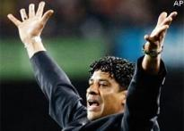 Barcelona to replace coach Rijkaard with Guardiola