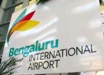 First flight takes from the new Bengaluru airport