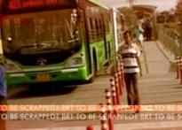Blueline bus kills Class 10 student in BRT corridor
