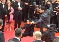 Cannes wrap: Jackie Chan says his movie stunts are real