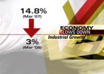 Slowdown in industrial growth rings alarm bells
