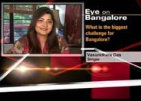 Celebspeak: Bangalore's biggest challenge