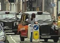 London cabbies get the blues as oil prices soar