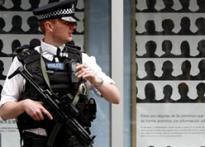 Police shootout in upmarket London suburb